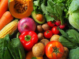 野菜・果物など農産物の旬 クイズ・フラッシュカード イチジクの旬は?などの問題です。