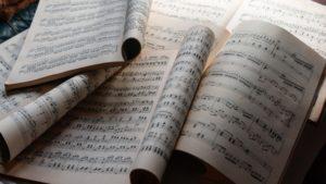 音楽のイメージ